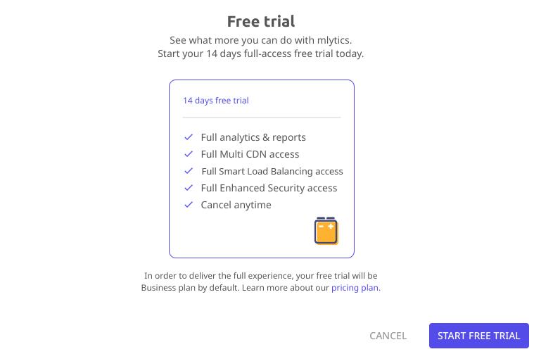 mlytics free trial